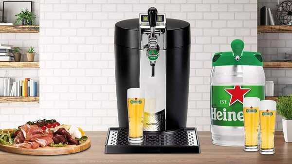 Tireuse à Bière VB700800 Krups