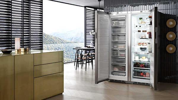 Réfrigérateur KS 28463 D ed/sc de MIELE