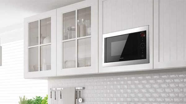 Micro-ondes Cecotec GrandHeat 2050 Built-In SteelBlack