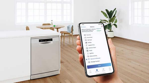 Le lave-vaisselle SMS46AI01E Bosch