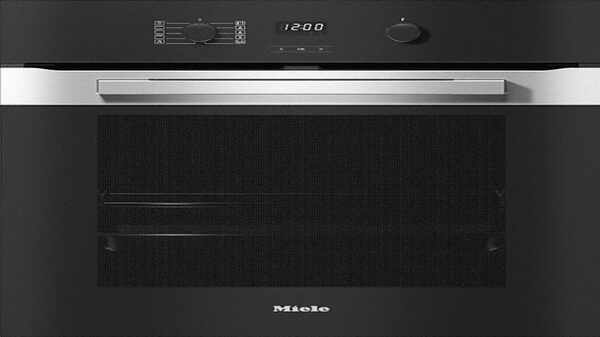 Four encastrable H 2850 B Miele