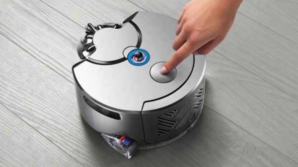 L'aspirateur robot 360 Eye TM Dyson