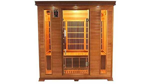 Sauna Infrarouge SN-LUXE-4 Poolstar