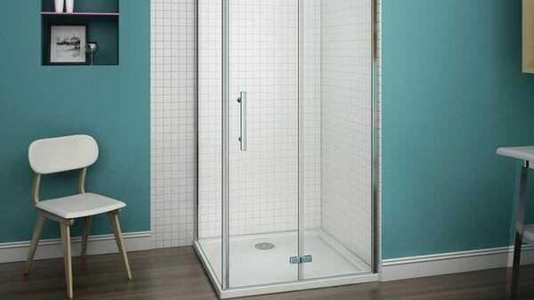 Fixations de porte et parois de douche