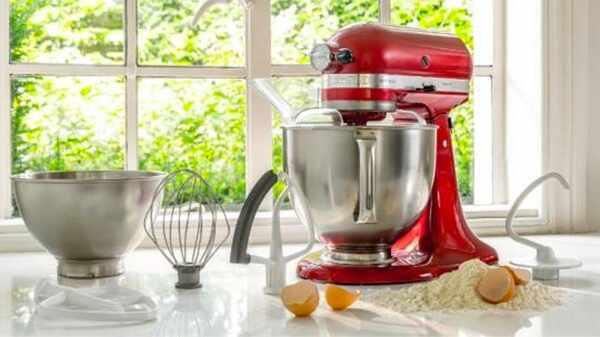 Robot pâtissier Kenwood kMix KMX750RD