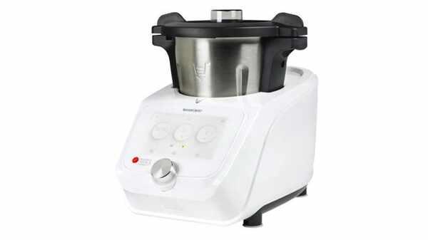 Robot cuiseur Monsieur Cuisine Connect Silvercrest