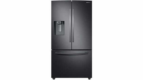 Le réfrigérateur multi-portes, 539L-RF23R62E3B1 Samsung