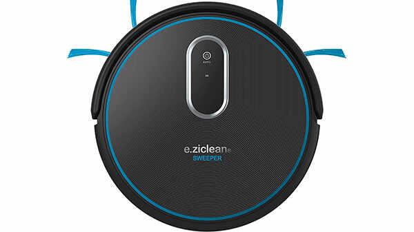 Robot Aspirateur Laveur Eziclean Sweeper Connect