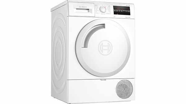 Le sèche-linge pompe à chaleur BOSCH WTR87T08FF