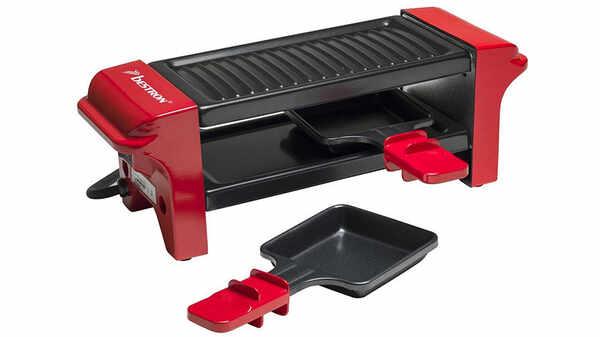 Appareil grill / raclette pour deux personnes pas cher