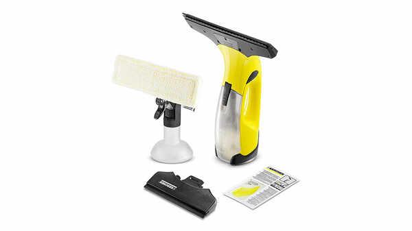 Nettoyeur de vitre Karcher WV2 premium jaune