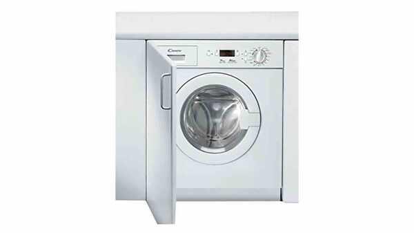 Candy CWB 1372DN1-S Machine à laver