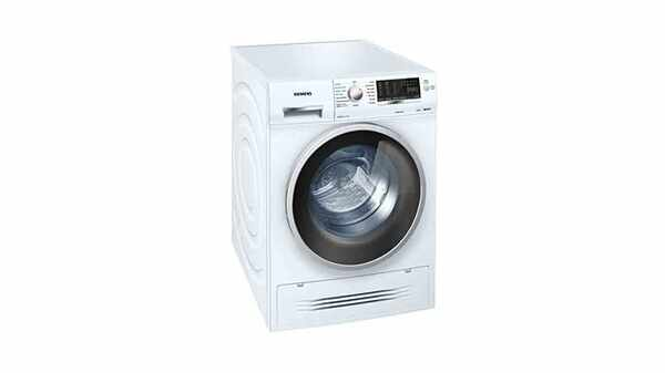 SIEMENS WD14H462FF BLANC Machine à laver