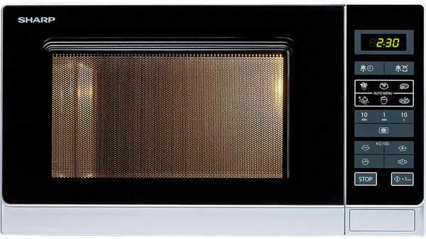 Test et avis four micro-ondes Sharp R-342INW pas cher