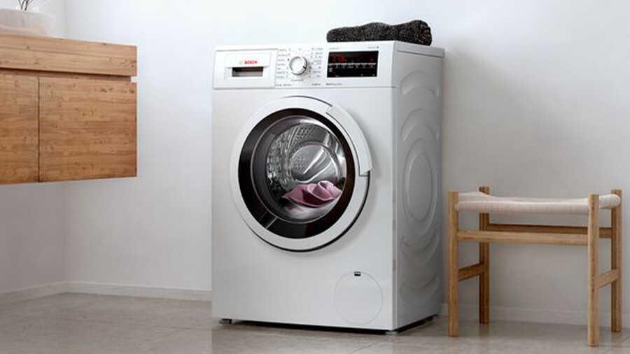 Le lave-linge BOSCHWAX32M00FF