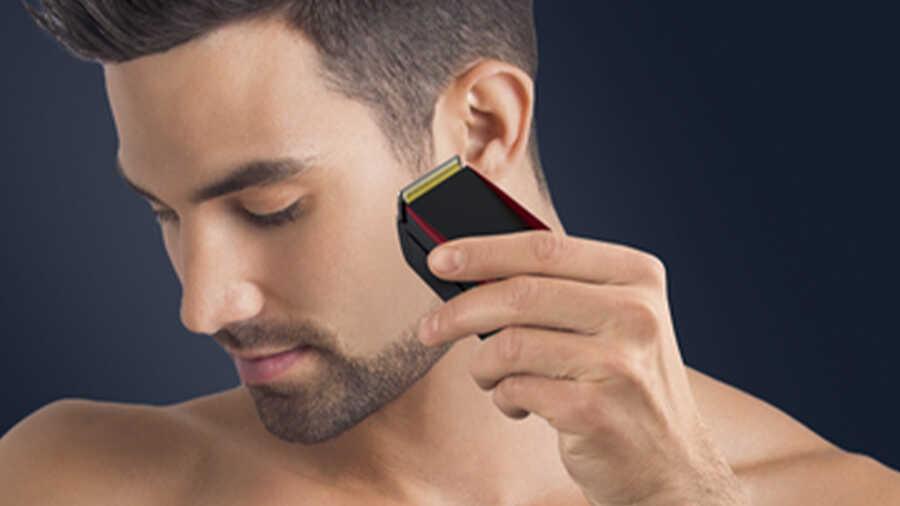 La tondeuse à barbe AIRFORCE ULTIMATE TN9310F1 ROWENTA