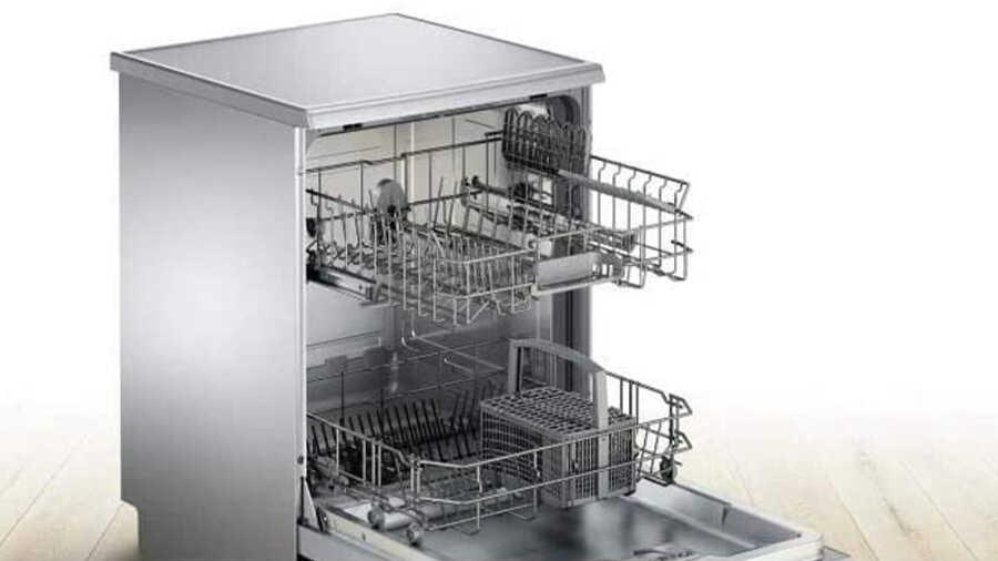 Lave-vaisselle pose-libre 60 cm SMS46AI01E BOSCH