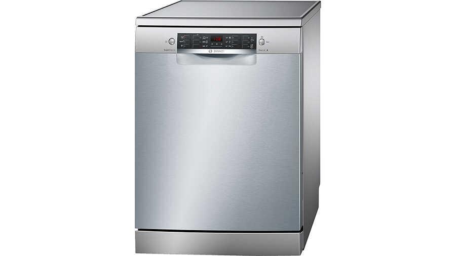 Lave-vaisselle pose-libre 60 cm Inox SMS46GI05E BOSCH