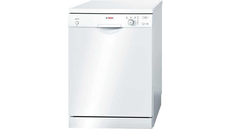 Lave-vaisselle pose-libre 60 cm Blanc SMS40D22EU BOSCH