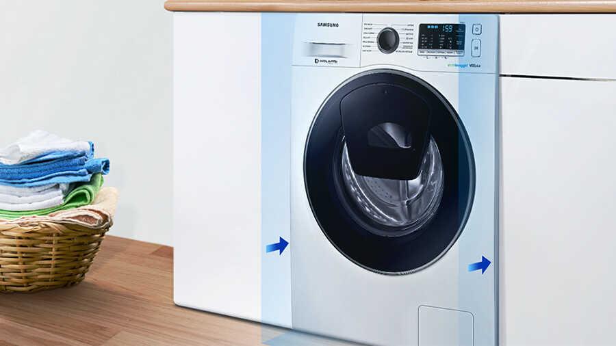 Lave-linge encastrable WW8NK52EOVW Samsung