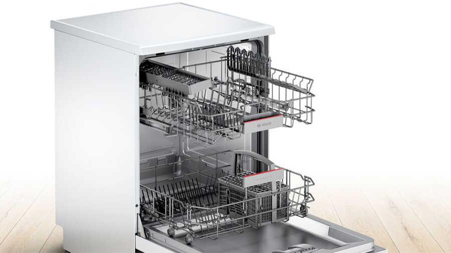 Lave-vaisselle pose-libre 60 cm SMS46GW01E BOSCH