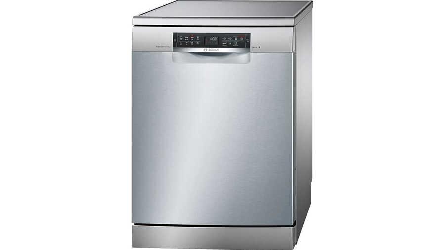 Lave-vaisselle pose-libre 60 cm Inox SMS68TI00E BOSCH