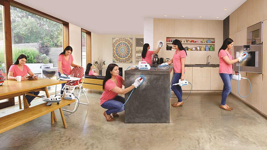 bon plan et comparatif des meilleurs nettoyeurs vapeur pas cher habitat. Black Bedroom Furniture Sets. Home Design Ideas