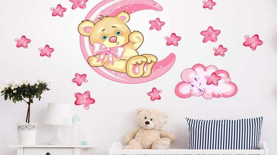 Sticker mural Wall Art R00317