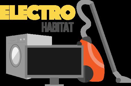 Logo Électro Habitat © ABLH GROUPE