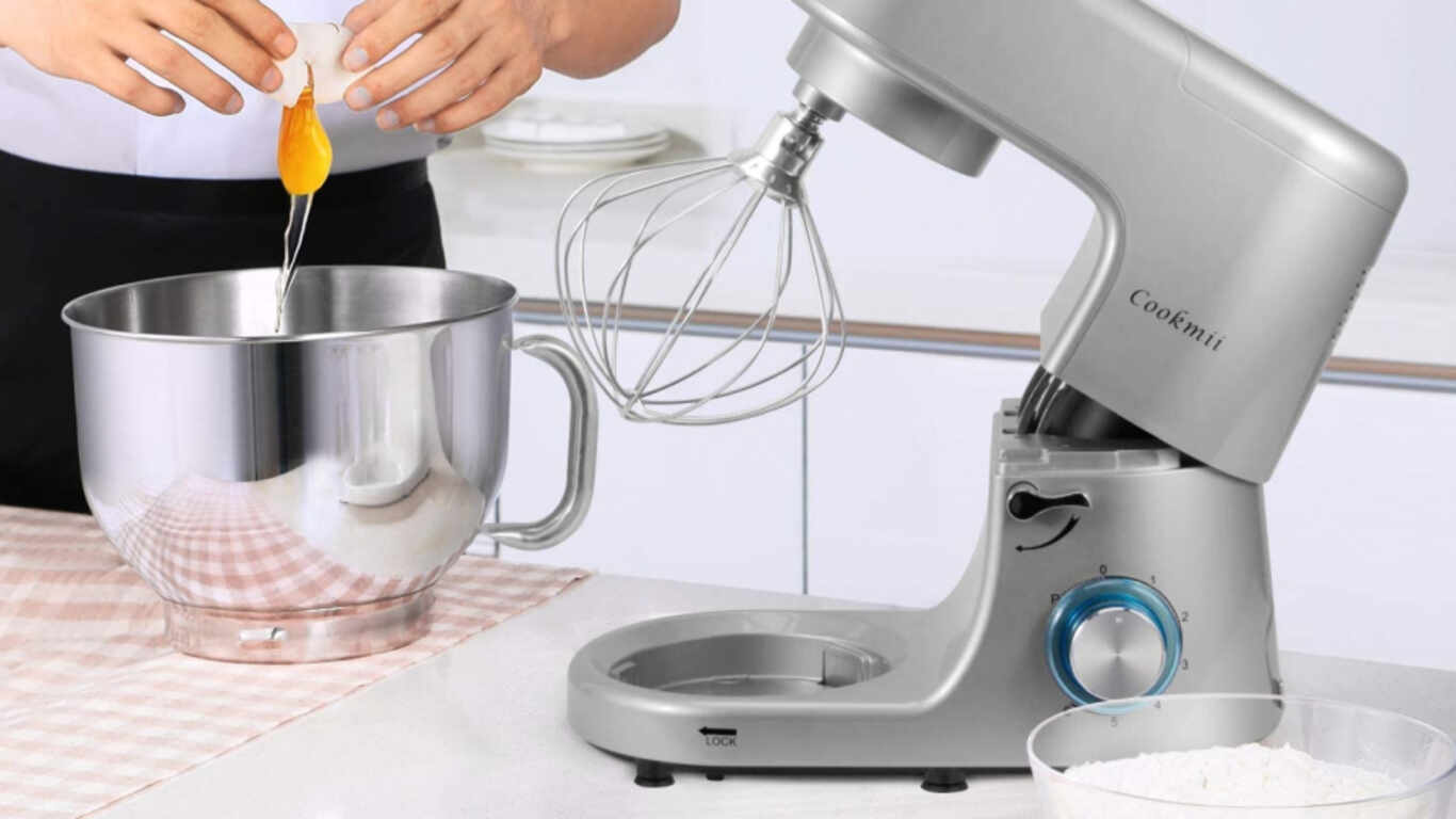 Robot pâtissier Cookmii 1800 W SM-1508IT