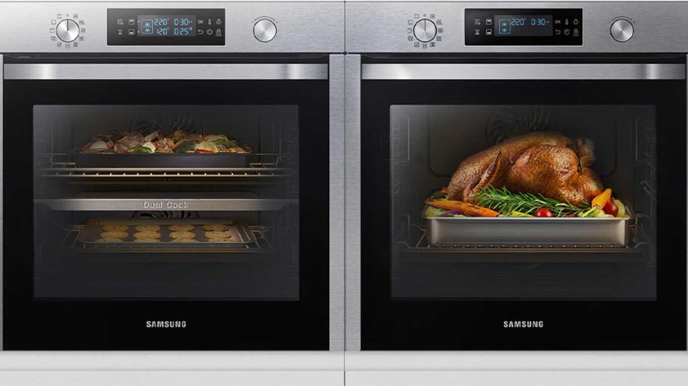 Four encastrable NV64R3531BS Samsung