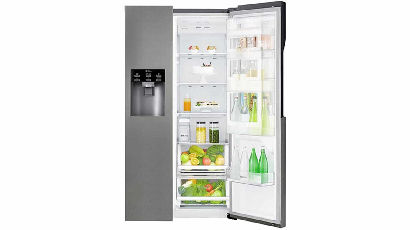 Le réfrigérateur LG GSJ361DIDV