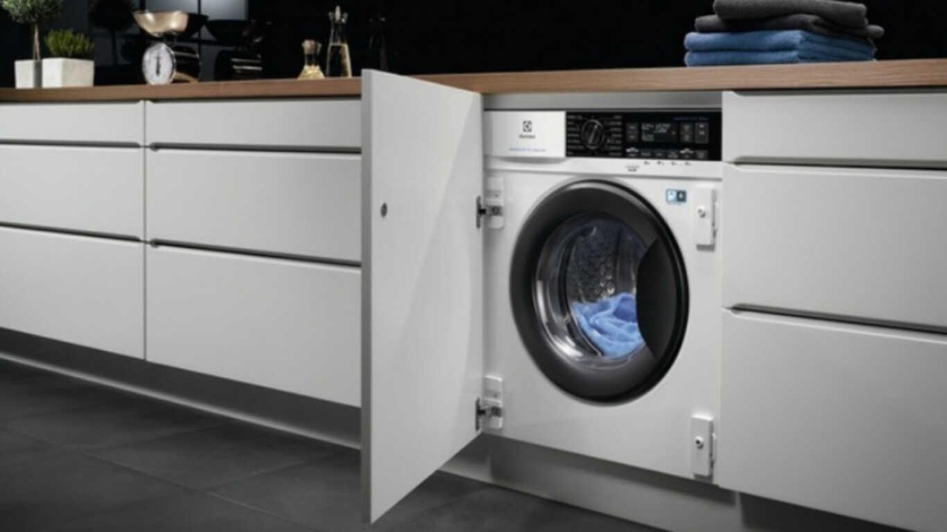 Meilleurs laves linge encastrables