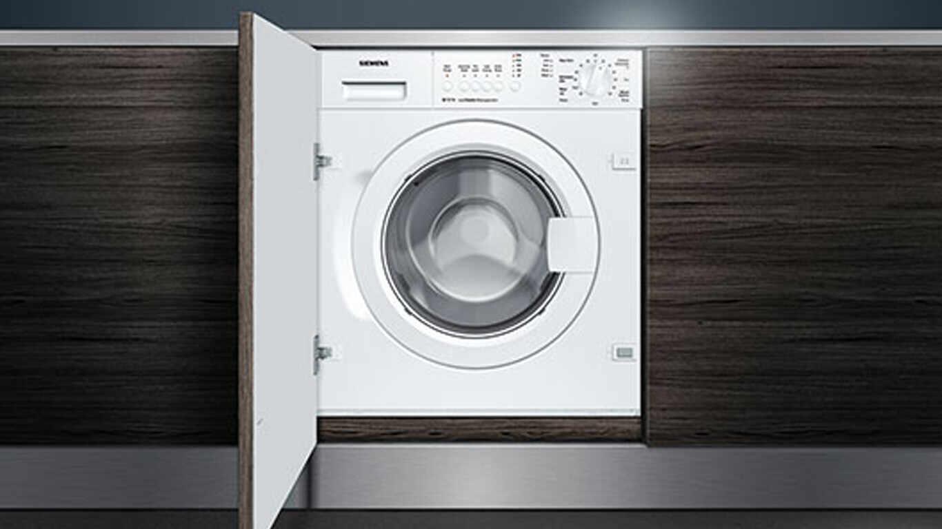 Votre guide d'achat des meilleurs lave-linge encastrables du moment !