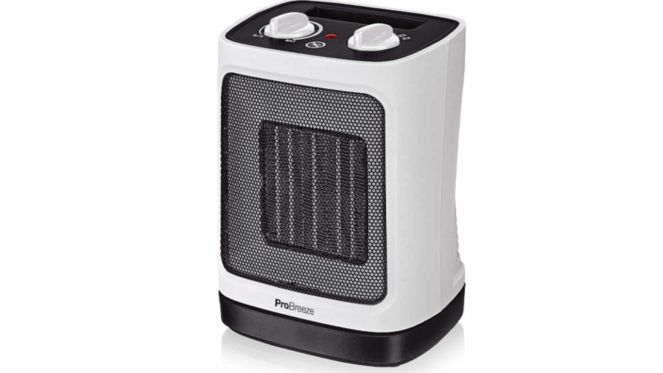Mini radiateur soufflant 2000W ProBreeze