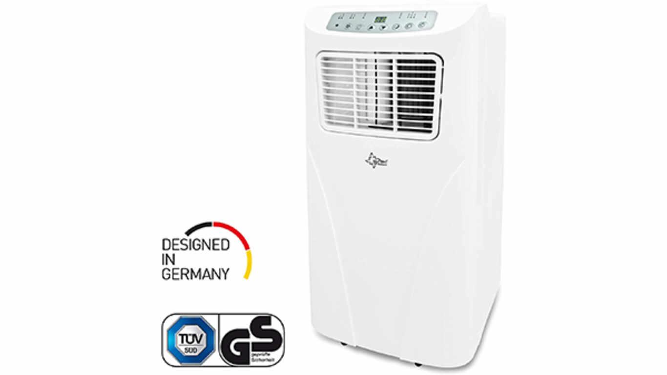Climatiseur mobile Suntec Wellness Klimatronic impuls 2.6+