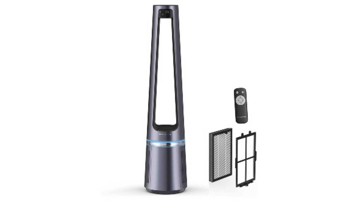Ventilateur purificateur d'air Éclipse QU5030F0 Rowenta