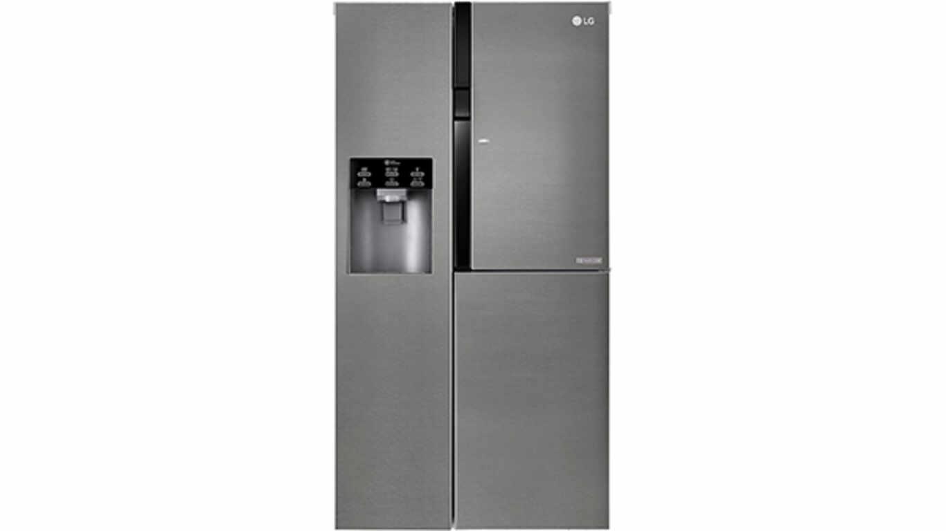 Réfrigérateur électrique GSJ361DIDV LG
