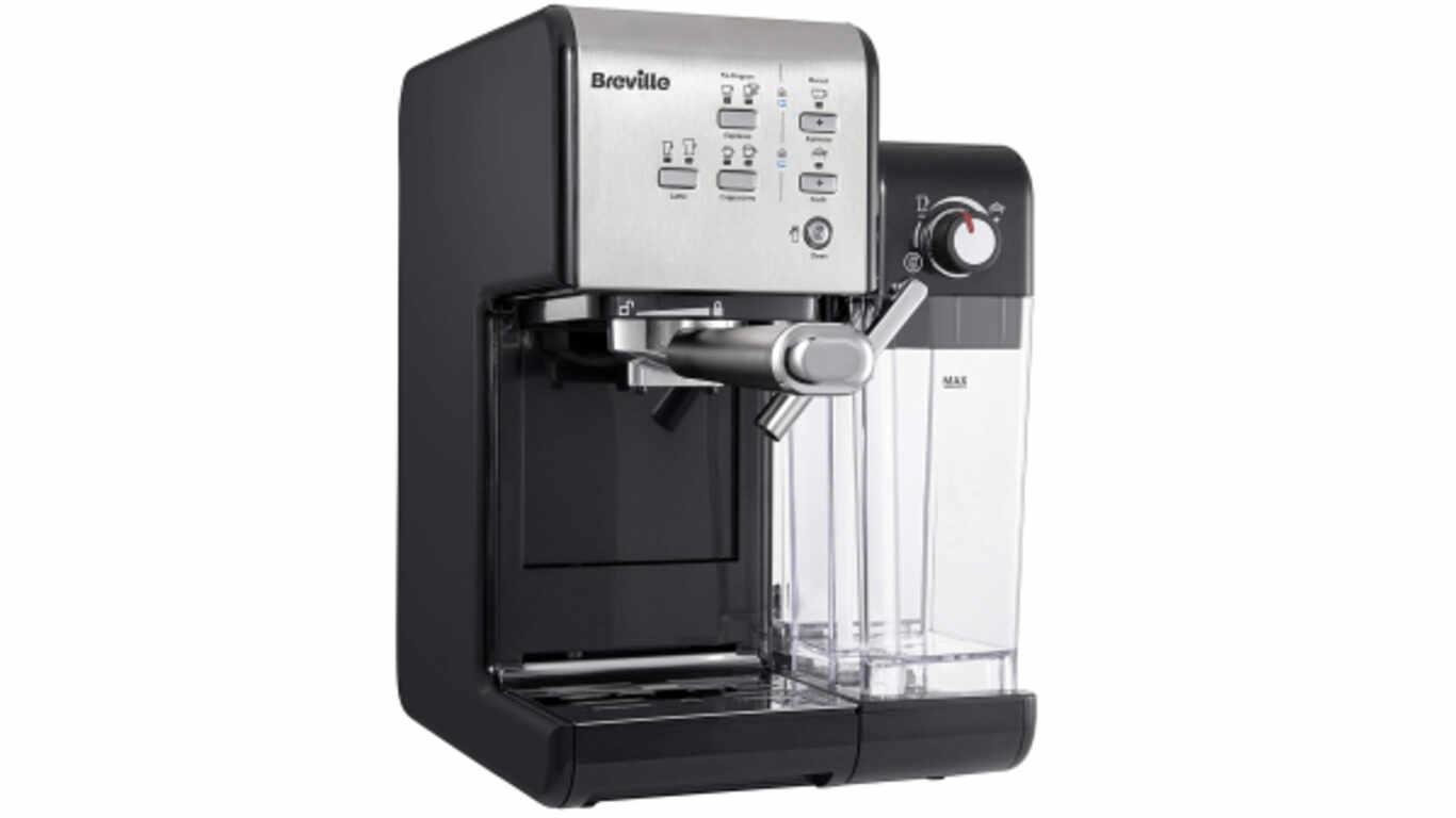 Machine à café expresso Breville VCF108X-01
