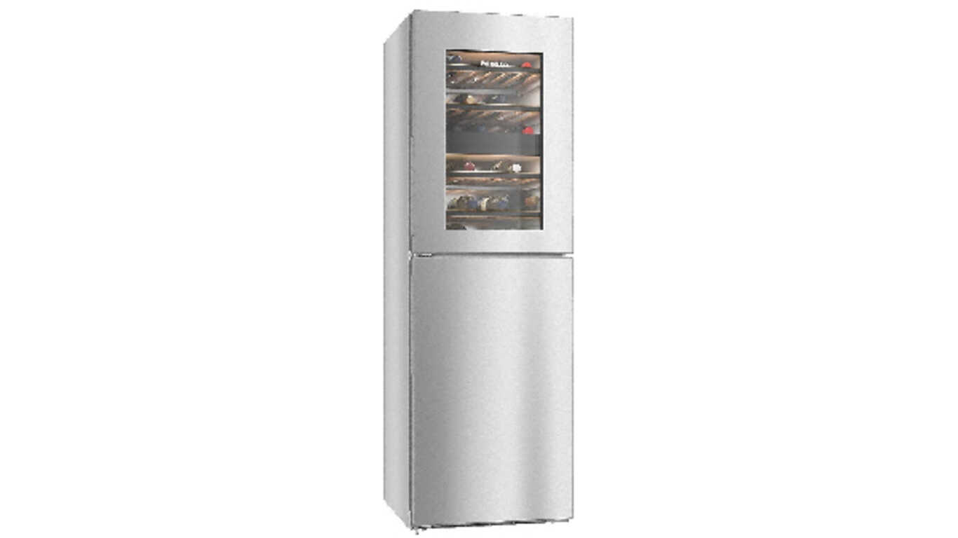Réfrigérateur/congélateur posable KWNS 28462 E ed/cs de Miele