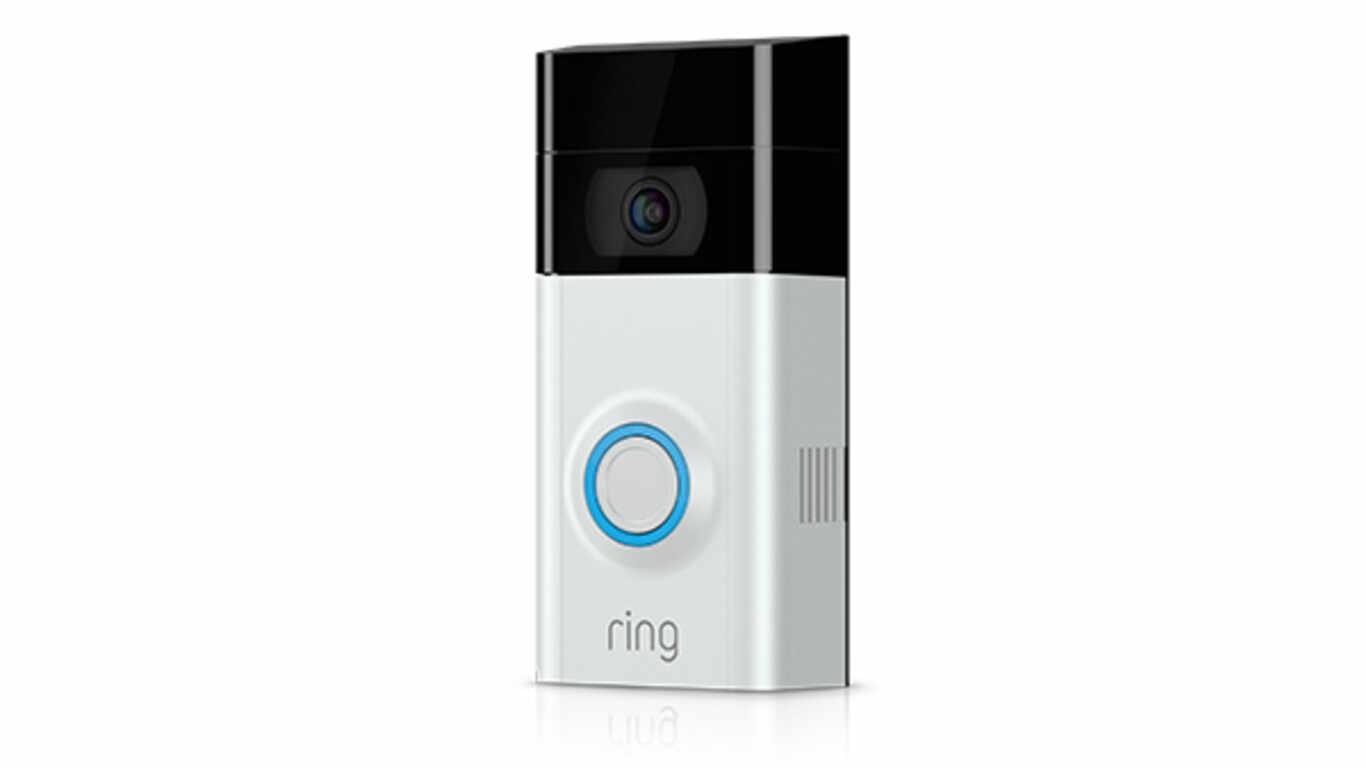 Sonnette Video Doorbell 2 RING