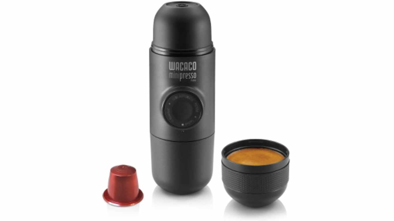 Machine à café expresso Wacaco Minipresso NS