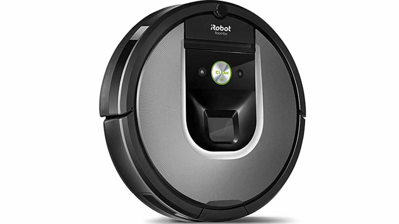 Aspirateur robot Roomba 960 iRobot