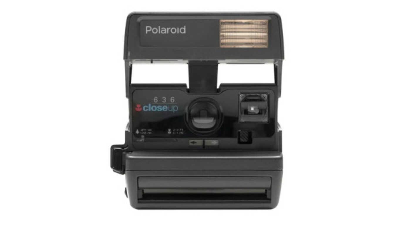 Appareil photo numérique Polaroid originals 600-square