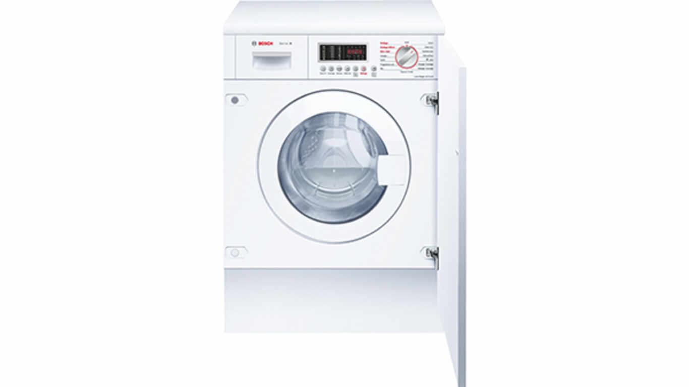 Le lave-linge séchant WKD28541FF Bosch