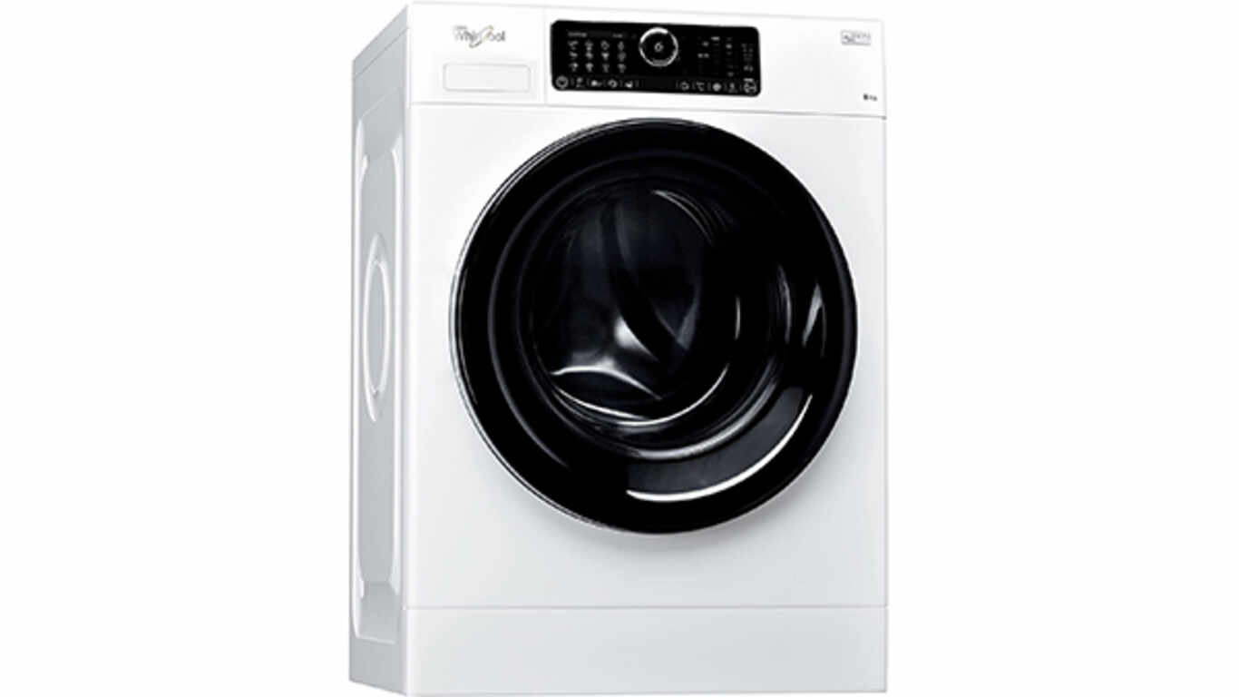 Lave linge hublot FSCR80430 Whirlpool