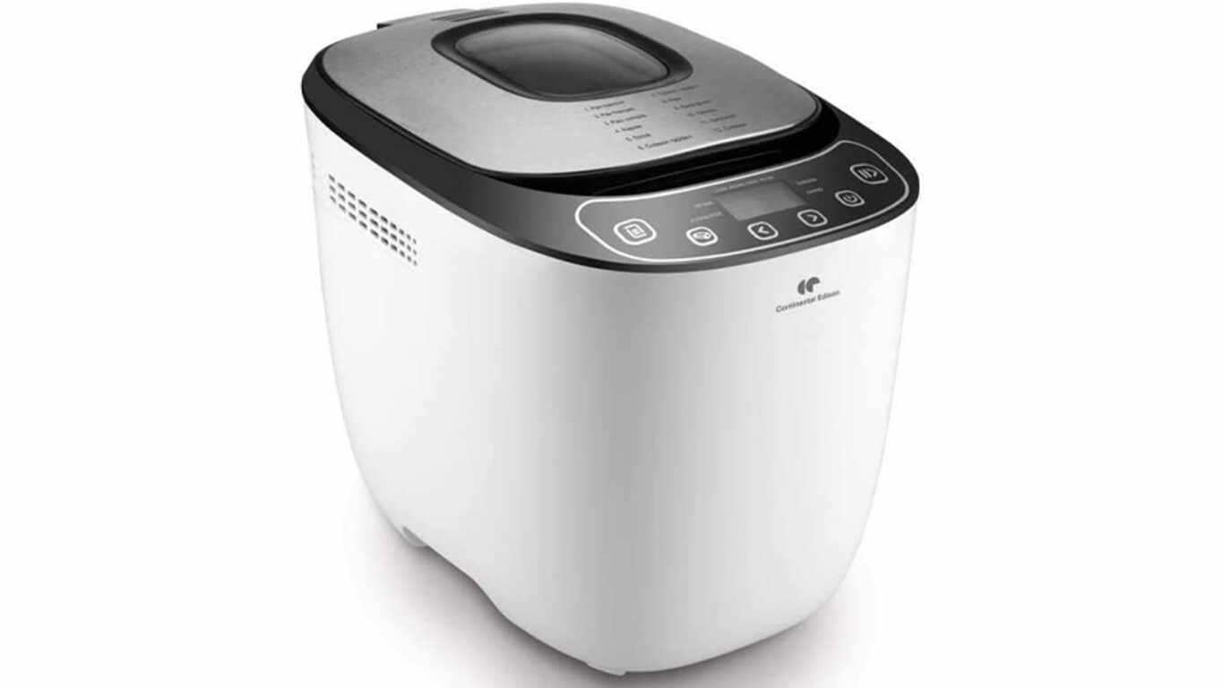 Machine à pain électrique CEMP838DIG2 Continental Edison