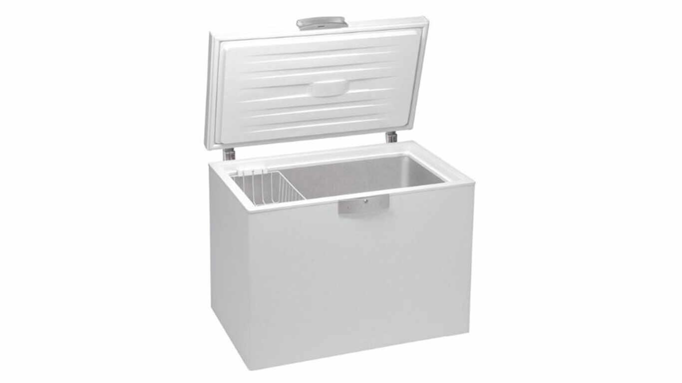 congelateur coffre beko HS-221520