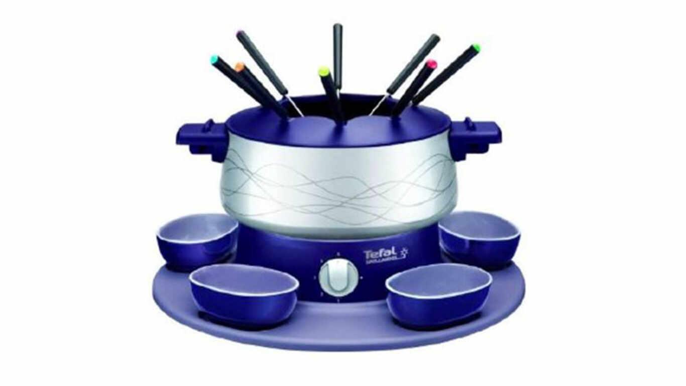 Appareil à fondue Tefal Simply Invents EF351412 pas cher