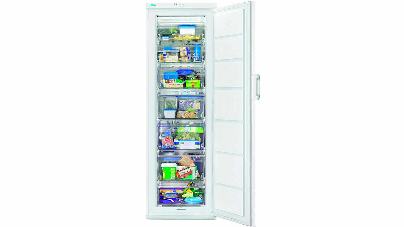 congelateur armoire Faure FFU25200WA